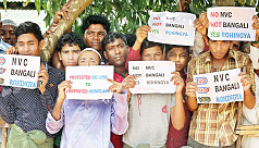 Refugees demand Myanmar recognize their...
