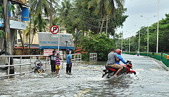 Bodies found as floods recede in India's...