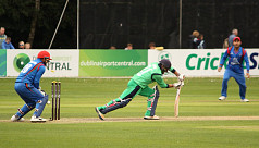 Afghanistan win 1st ODI against Ireland...