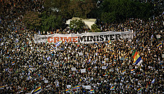 Israeli Druze rally against new nation-state...