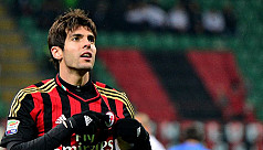 Kaka back in Italy to discuss AC Milan...