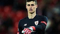 Kepa pays 80m euro release fee on eve...