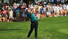 Koepka holds off Woods to win 100th...
