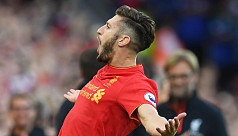 Lallana believes Liverpool can win...