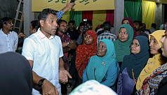 Maldives opposition warns of 'cowardly'...