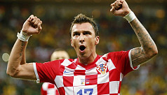 Mandzukic calls time on Croatia career