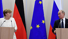 Merkel expects tough talks with...