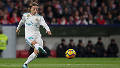 Modric to stay with Real Madrid after...