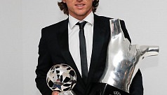 Modric voted Uefa's Player of the...