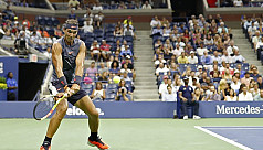 Nadal sends friend Ferrer into Slam...