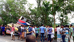 Bus driver of Natore bus crash arrested...