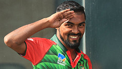 Nazmul tests Covid-19 positive