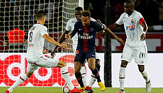Neymar on the mark as PSG up and running...