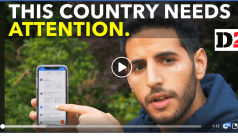 Nas Daily's video today is about Bangladesh...