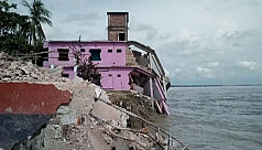 Padma River erosion: 1 body recovered,...