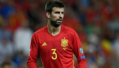 Pique ends decorated Spain career