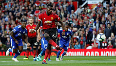 Pogba: I don't need the armband to be...
