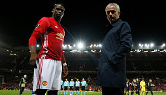 Mourinho in the dark over Raiola's plans...