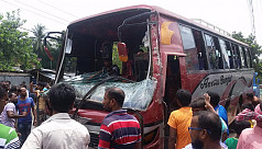 Four killed as speeding vehicles plough...