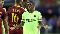 Roma rallies past Barcelona in 4-2 win...