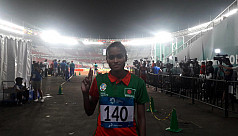 Sumi records personal best as athletics...