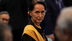 Suu Kyi becomes first person stripped...
