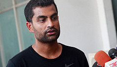 Tamim's rigorous training video rocks...