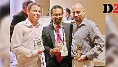 Mridul's 'Gotipot' wins award in