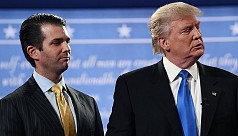 Trump admits son met with Russian to...