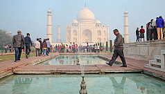 BJP minister: Taj Mahal is a Shiv temple, not built by Muslims