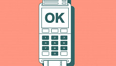 Cashing the digital check