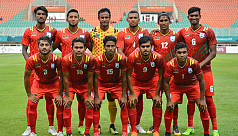 Bangladesh booters eye Asiad football...
