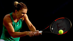 Halep into Cincinnati semis after eighth...
