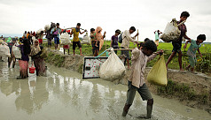 The one year mark of the Rohingya exodus