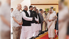 PM reaches Nepal to attend Bimstec...