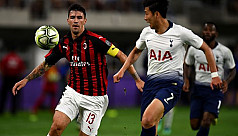 Tottenham beat AC Milan 1-0 in final...