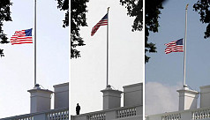White House wobbles on US flag after...