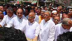 BNP leaders stopped from meeting Khaleda on Eid day