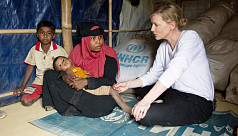 Cate Blanchett to brief UNSC on Rohingya...