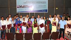 ICDDR,B honours 20 staff for outstanding...