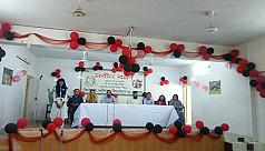 Kisholoy Balika Biddaloy O College holds...