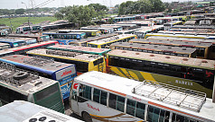 Rajshahi transport owners, workers call strike from Nov 1