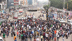 Students withdraw blockade from...