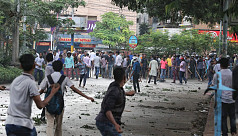 Four held in Chittagong for spreading...