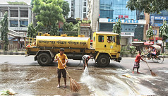 What's being done to keep Dhaka streets...
