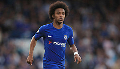 Willian confirms Chelsea exit after...