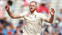 Stokes called up to England's third...