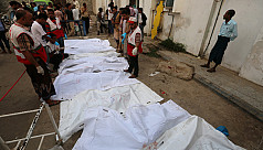 Red Cross: 40 children killed in Yemen...