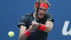 Zverev eases past Polansky at US...