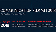 8th Communication Summit underway